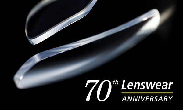 NIKON LENSWEAR 70TH ANNIVERSARY